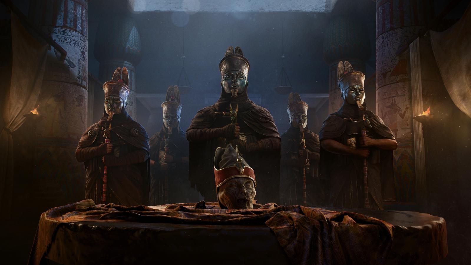 assassin 039 S creed origins 11736x6602 assassins creed origins order Of The ancients 4k 8k 10082