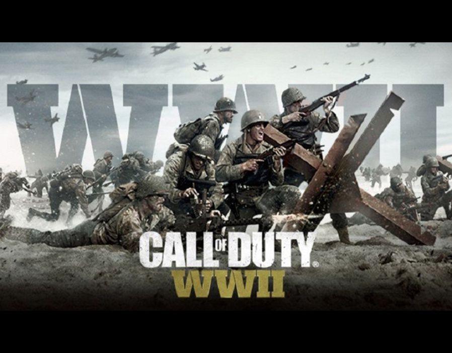 Call Of Duty WW2 238137