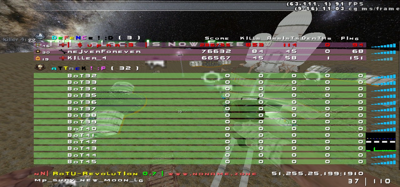 0 death :D