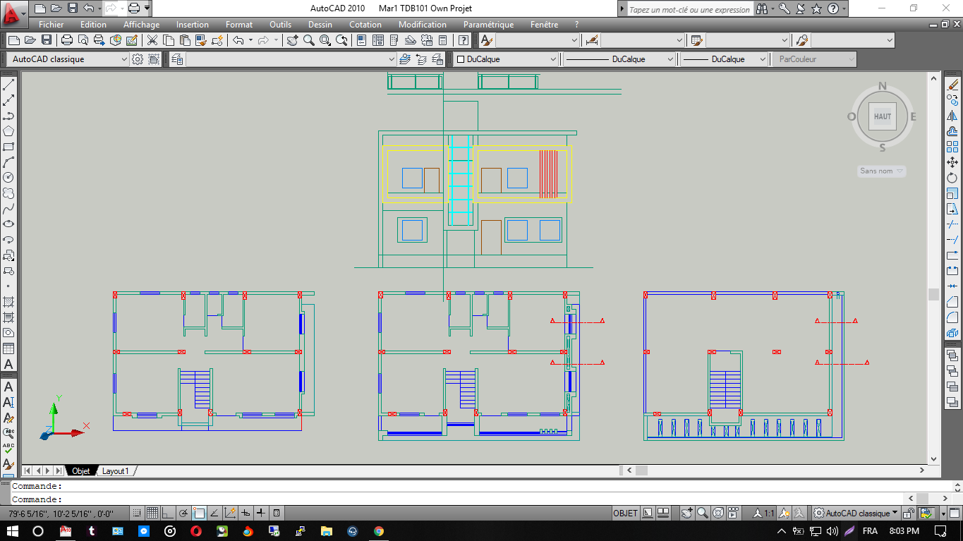 """That is """"plan view"""" for each floor ^,^"""
