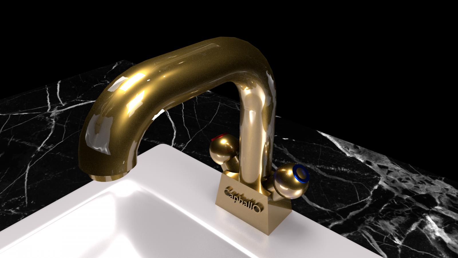 Golden Sink 2